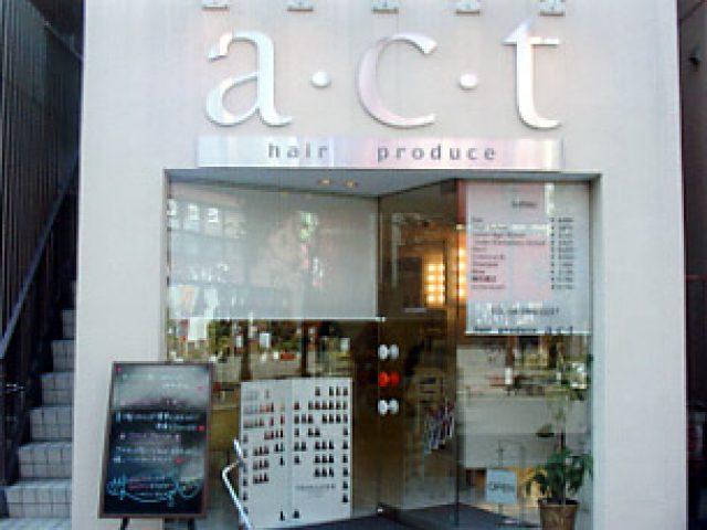 hair produce a.C.T